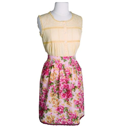 April Cornell Anna Blush Skirt Apron