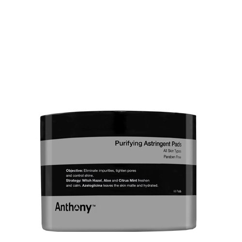 Anthony Astringent Toner Pads (Anthony Toner Pads compare prices)