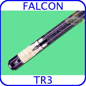 Billiard Pool Cue Stick Falcon TR3 FREE Cue Case