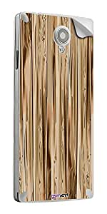 GsmKart XA500C Mobile Skin for Xolo A 500 Club (A 500 Club-961)