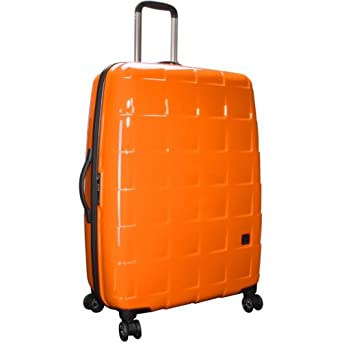 "Antler Camden Town 30"" 8 Wheel Upright (Orange)"