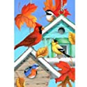 Autumn Colors Fall Garden Flag