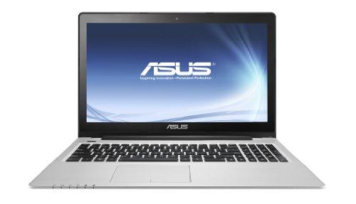 Asus VivoBook S550CA 15.6-inch Touchscreen Notebook (Silver) - (Intel Core i5 3337U 1.8GHz Processor, 6GB RAM, 1TB HDD, DVDSM DL, LAN, WLAN, BT, Webcam, Integrated Graphics, Windows 8)