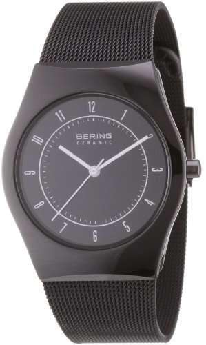 Bering Time Unisex Ceramic Analogue Quartz Watch 32035-242