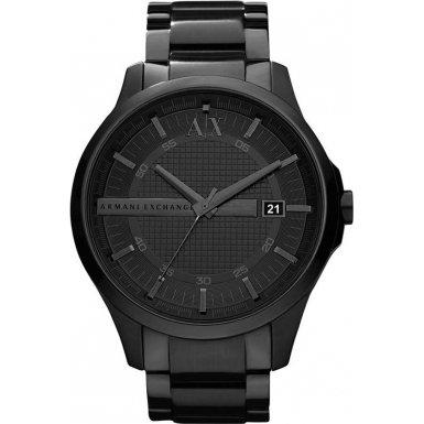 Armani Exchange AX2104 Mens All Black Watch