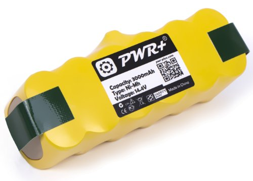 Fantastic Deal! Pwr+® Extended 3ah Capacity Battery for Irobot Roomba 500 510 530 532 535 540 545 5...