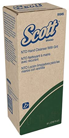 Kimberly-Clark Scott NTO Hand Cleanser With Grit