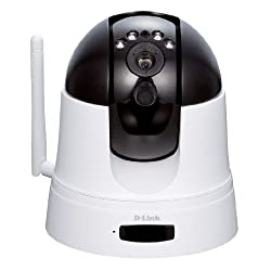 D-Link Systems Cloud Camera 5000 Pan/Tilt HD Network Camera with Mydlink (DCS-5222L)