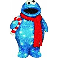 Product Works, LLC 45005 3D Cookie Monster