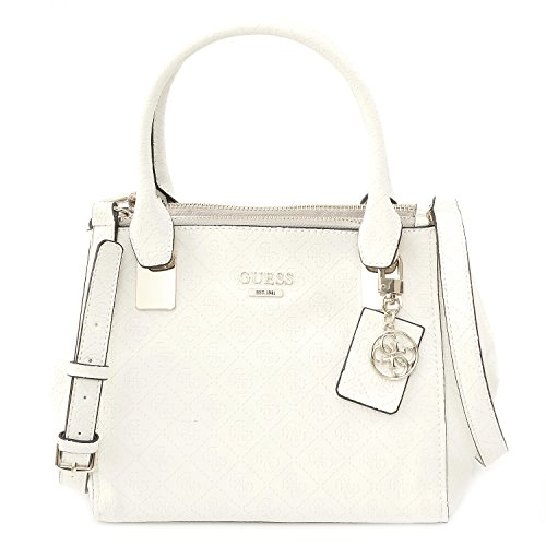 Guess Tasche - Shantal - Small Status Satchel - Bone