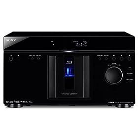 Sony BDP-CX960 400 Disc Blu-ray Disc / DVD MegaChanger (Black)