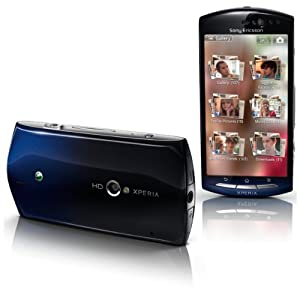 Sony Ericsson Xperia Neo V Android smartphone on T-mobile pay as you go