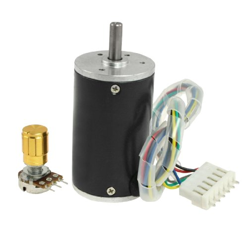 Amico 120G.cm DC 12V 0.5A Brushless Speed Control Motor 3000RPM