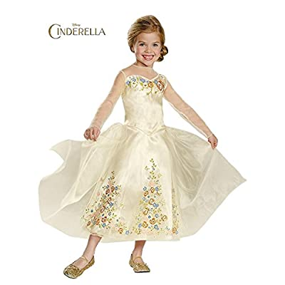 Disguise Cinderella Movie Wedding Dress Deluxe Costume