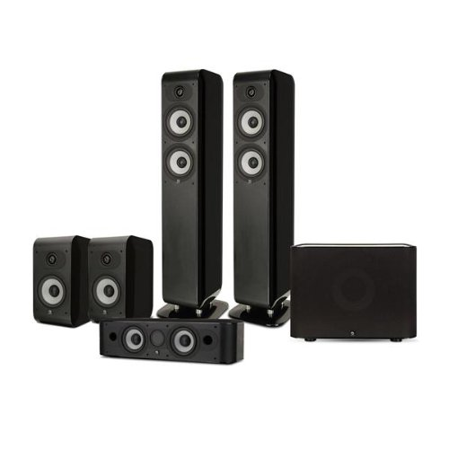 Boston Acoustics M250 M-Series 5.1 Channel Speaker Package (Black)