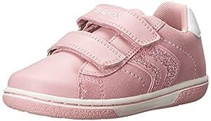 Geox B FLICK GIRL A - zapatillas de running de cuero bebé de Geox - BebeHogar.com