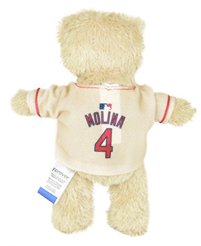 Mlb Player 8 Fuzzy Uniform Bear St Louis Cardinals 4 Yadier Molina Apparel Accessories