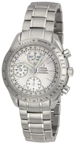 Omega Men's 3221.30.00 Speedmaster Day-Date Automatic Chronograph Watch