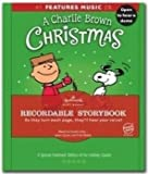 A Charlie Brown Christmas - Hallmark Recordable Book with Music
