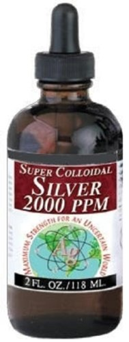 Colloidal Silver Super 2,000 ppm Innovative Natural Products