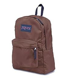 JanSport Classic SuperBreak Backpack (Billberry Burgundy)