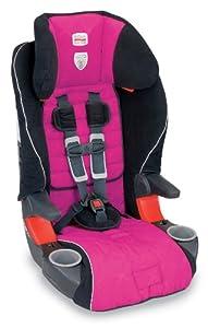 (大牌)Britax Frontier 85 Combination Booster百代适儿童汽车安全座椅 粉色$203.97