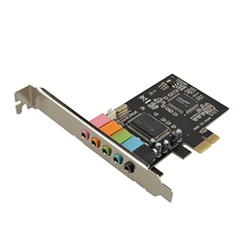 U-Mest-PCI-Express-51-PC-Sound-Card-6-Channel-Surround-3D-Audio-CMI8738
