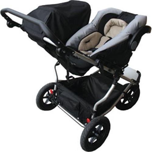 Mountain Buggy Duo Baby Travel System Peg Perego Primo
