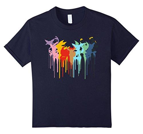 Pokem-on-Eeveelution-T-shirts