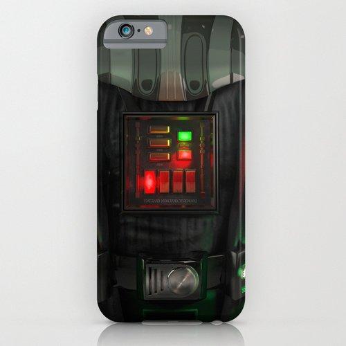 iPhone6ケース society6 I-Vader スターウォーズ ダースベイダー デザイナーズiPhoneケース