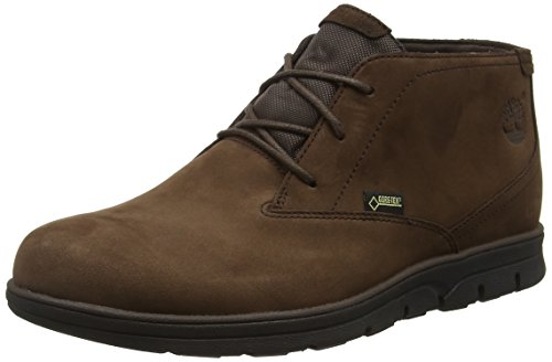 Timberland Bradstreet Casual Ch Scarpe A Collo Alto, Uomo, Marrone (Dark Brown), 42