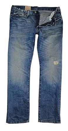 Polo Ralph Lauren Denim & Supply 067 Straight Leg Jeans, Cerito, 36 x 30
