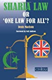 img - for Sharia Law or 'One Law for All?' book / textbook / text book
