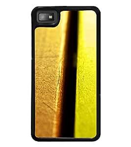 Colourful Bench Panels 2D Hard Polycarbonate Designer Back Case Cover for BlackBerry Z10