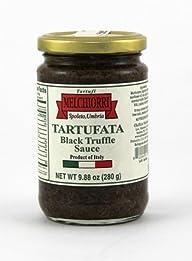 Melchiorri Tartufata Black Truffle Sauce – 9.88 oz
