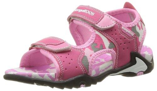 Kangaroos  Camo Sinc,  Sandali ragazza Rosa Rose (661 Pink Magenta) 32