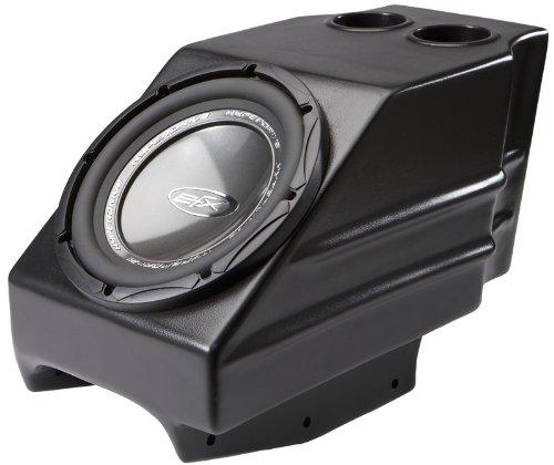 "Ssv Works Kawasaki Teryx Center Console Subwoofer Enclosure Includes 10"" Speaker"