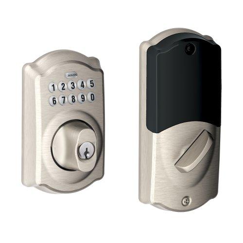 Schlage Be369nx Camelot 619 Home Keypad Deadbolt With Z