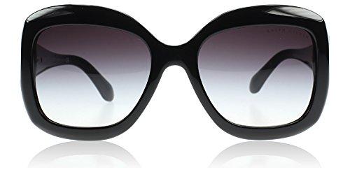 Ralph Lauren RL8097B Sunglasses-50018G Black (Gray Gradient Lens)-57mm