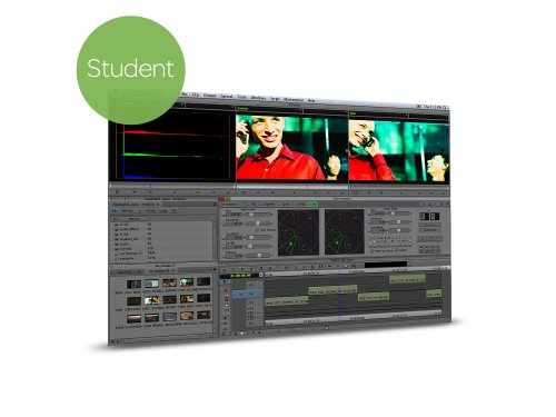 Avid Media Composer 6.5 Student Edition Picture