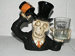 2013 Yankee Candle Boney Bunch Bone Dry Votive Candle Holder by Boney Bunch