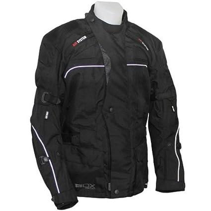 Veste moto ADX URBAN - Noir - Taille L