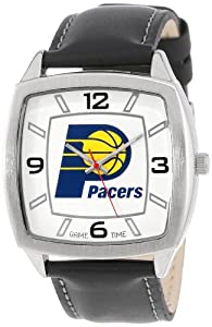 NBA Mens NBA-RET-IND Retro Series Indiana Pacers Watch by Game Time