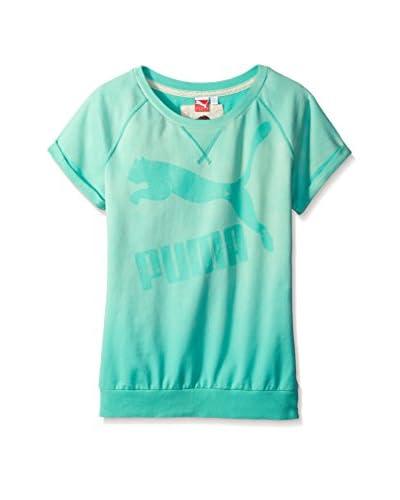 Puma Women's Crew Sweatshirt Tee