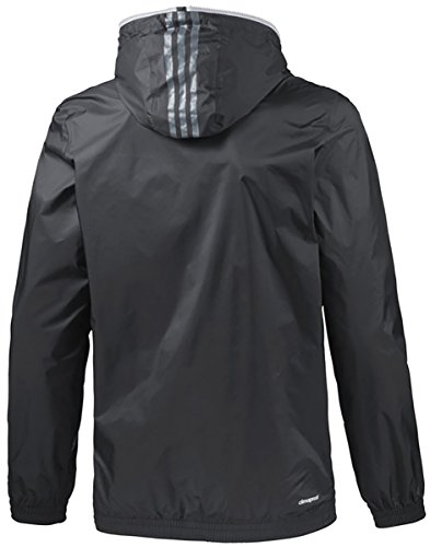 adidas Regenjacke 3S Light Rain Jacket, Black, 42, Z41736 -