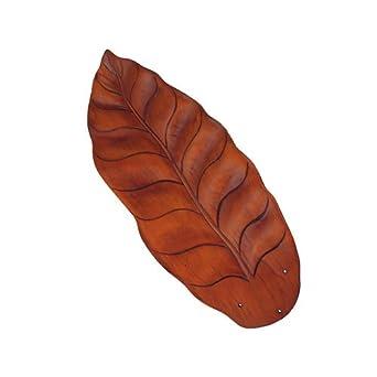 """Craftmade B558T 58"""" Fan Blades (Set of Five), Honey Oak"""