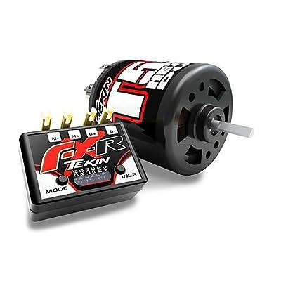 FXR ESC Crawler Combo, 55T HD Brushed Motor
