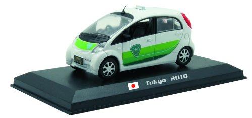 Mitsubishi i-MiEV - Tokyo 2010 diecast 1:43 model (Amercom TX-16) - 1