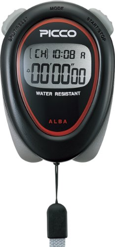 ALBA PICCO STANDARD Black ADMD001 Stopwatch