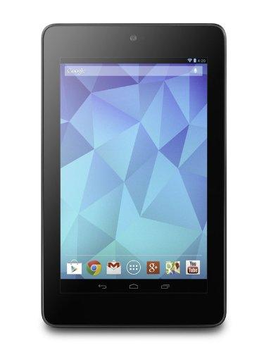 ASUS Nexus7 (2012) TABLET / ブラック ( Android / 7inch / Tegra 3 / 1G / 32G / BT3 / 3G)